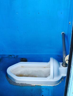 水洗トイレ(2021年、洋式トイレに改修)